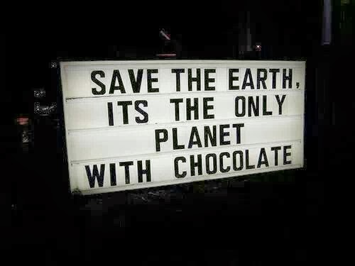 Savetheearth_onlyplanetwithchocolate