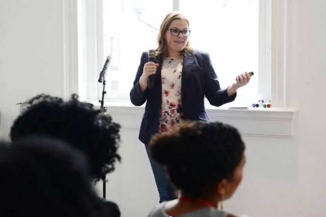brandedU, presentatie, Marieke Heesakkers