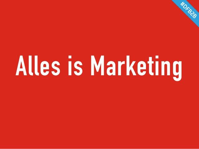 dfb2b-2015-marieke-heesakkers-alles-is-marketing-1-638