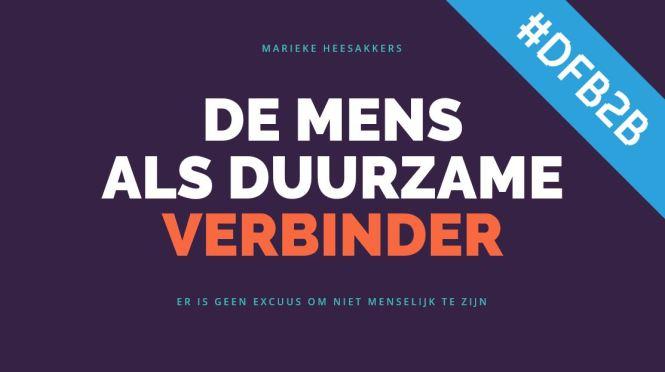 DeMensAlsDuurzameVerbinder_DFB2B_2016